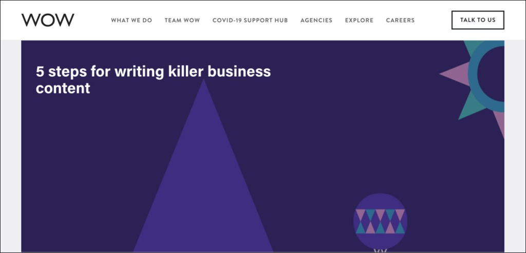 How To Write Killer Content For Your Startup, Steve Ash, content marketing, digital marketing, writing, writing tips, startups, business, entrepreneur